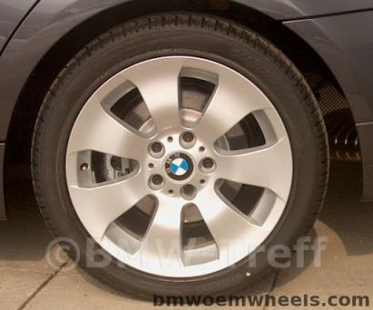 BMW hjul stil 158