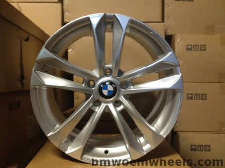 BMW wheel style 395