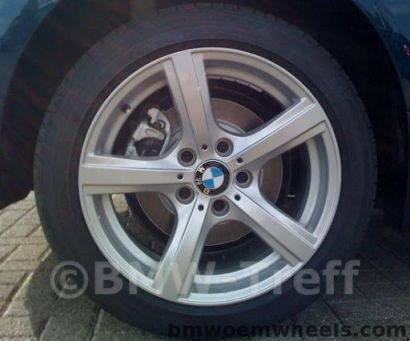 BMW wheel style 290