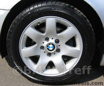 BMW wheel style 45