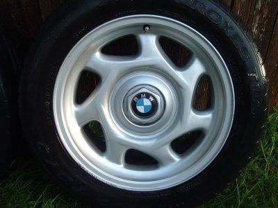 Estilo de rueda de BMW 9