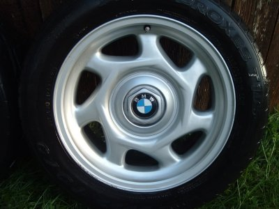 BMW jant stili 9