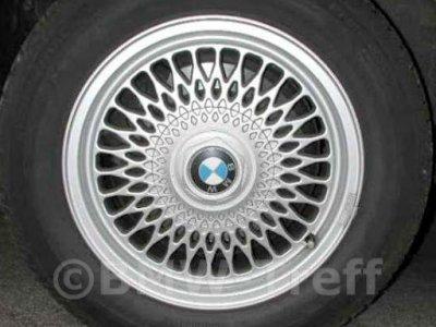 Estilo de rueda de BMW 17