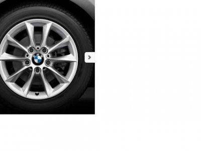 BMW wheel style 411