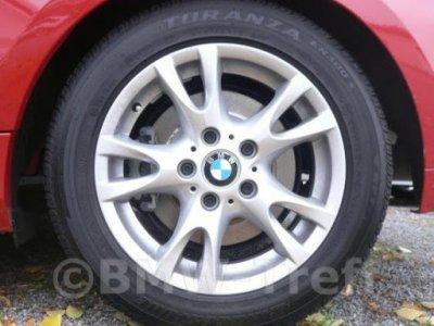 BMW hjul stil 255