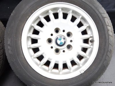 BMW tekerlek stili 13