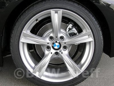 BMW wheel style 325
