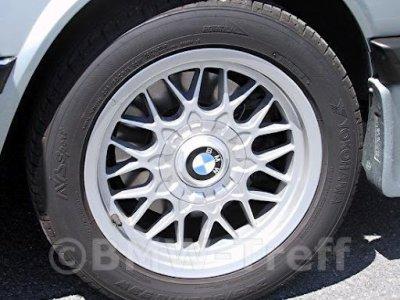 BMW-renkaan tyyli 29