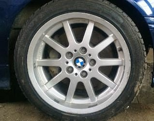 BMW pyörän tyyli 14