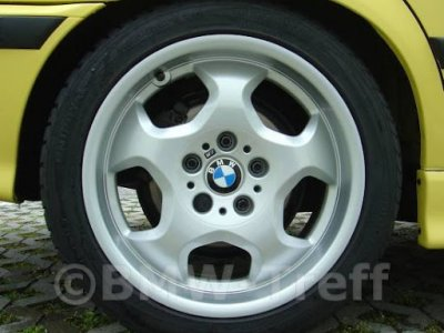 Estilo de rueda de BMW 23