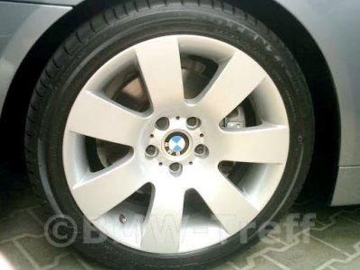 BMW wheel style 123