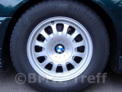 Το στυλ των τροχών της BMW 31