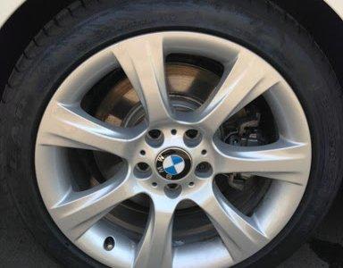 BMW hjul stil 396