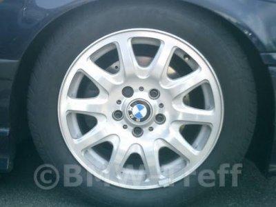 BMW jant stili 25