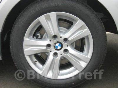 BMW hjulsstil 222